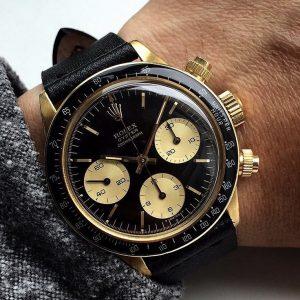 6263 YG Mk1 black dial